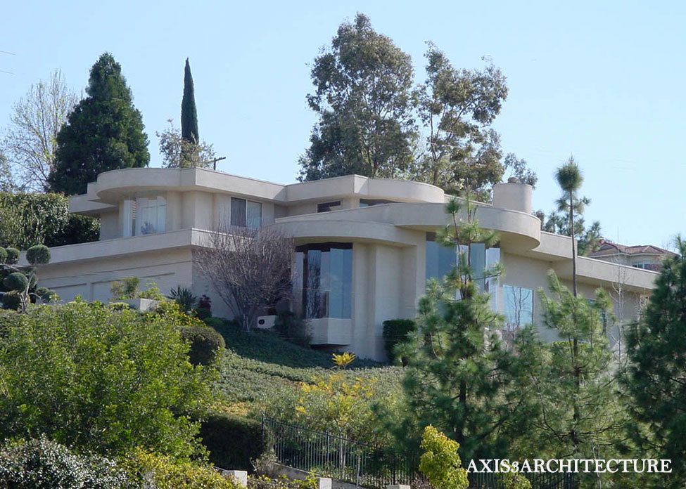 Southern california custom home builder and architect for Southern california architecture firms