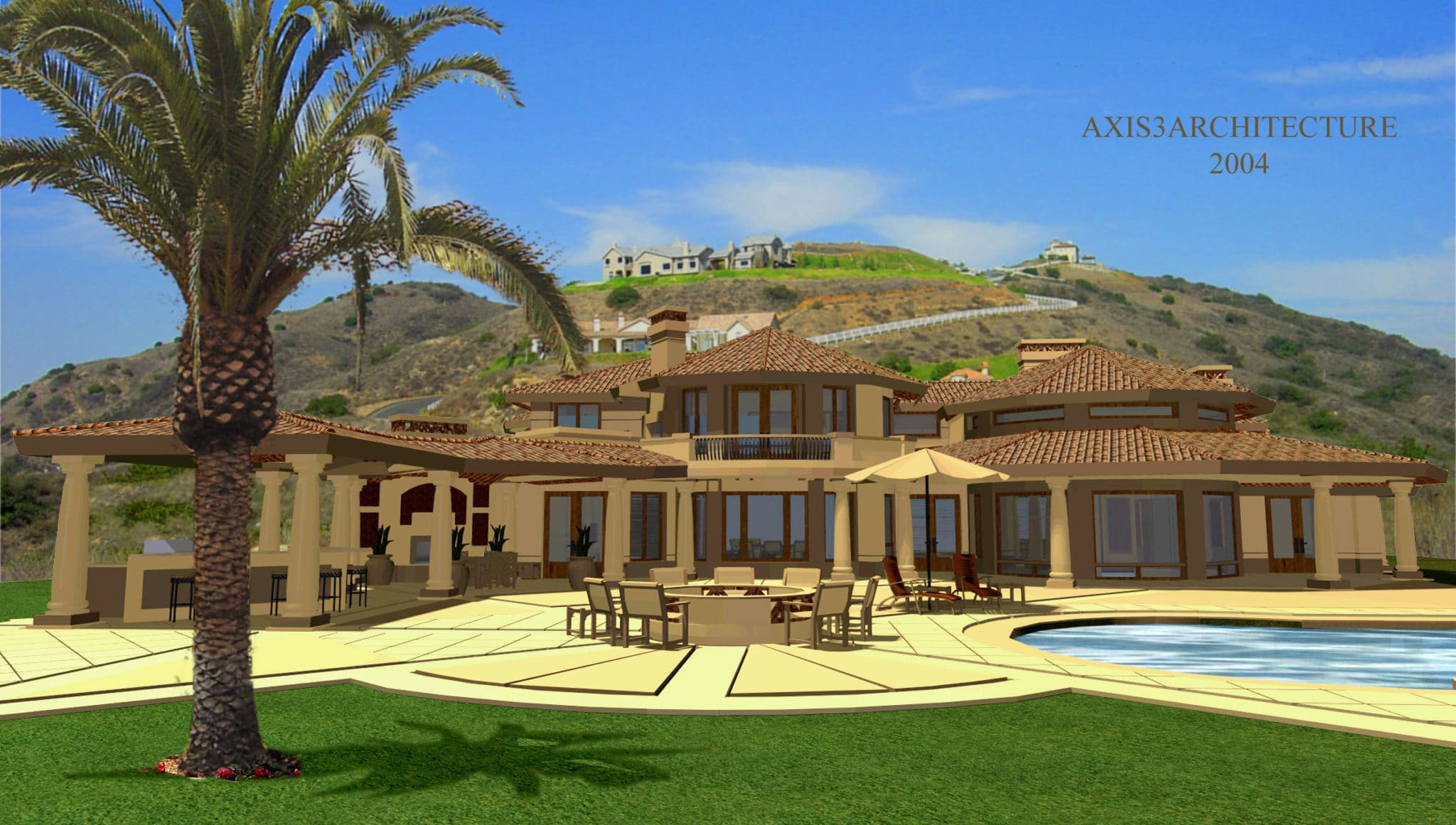 Temecula home builder architect design build rbc for Builder home